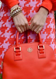 I ❤ NARANJA + MAGENTA Stilo 2014 bags