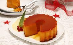 Receita de Pudim de natal. Descubra como cozinhar Pudim de natal de maneira prática e deliciosa com a Teleculinaria!