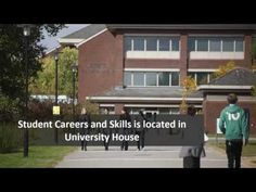 How to find the Student Careers and Skills help desk: http://www.youtube.com/watch?v=K_kvSR5UImQ