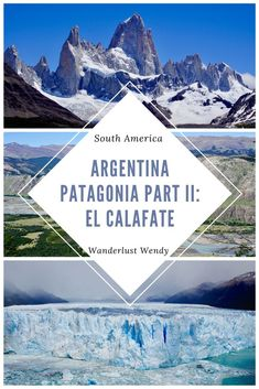 Part II of Argentina Patagonia adventure is based in El Calafate. We took day trips to witness the magnificent Perito Moreno and to El Chalten for hikes to see Mt. Visit Argentina, Argentina Travel, Peru Travel, Europe Travel Tips, Packing Tips For Travel, Packing Lists, Travel Deals, Travel Hacks, Travel Essentials
