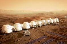De kolonisatie van Mars als realityshow | Wetenschap in Beeld