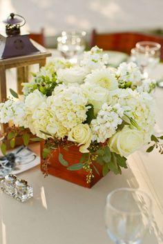 oh!myWedding: Centros de mesa en la decoración de la boda / Wedding Centerpieces
