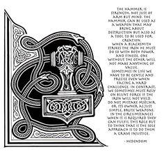 The wisdom of the Hammer. http://hedendom.tumblr.com/
