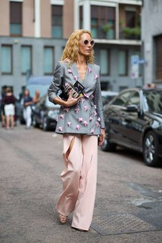The best street style spotted at Day 1 of Milan Fashion Week: www.inmybody.es