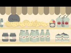 The Power of Food Infographic Animation - YouTube