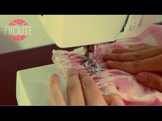 Comment coudre des fronces ? (vidéo & pas à pas) | Filoute