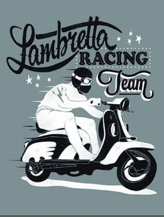 Lambretta racing team