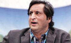 अलगाववादी नेता और पीपुल्स कांफ्रेंस प्रमुख सज्जाद गनी लोन जम्मू एवं कश्मीर में पीडीपी-भाजपा गठबंधन