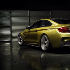 BMW Vorsteiner concave brushed wheels split 5 star. widebody. GTRS4 M4 Special Edition