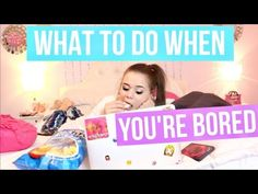 What To Do When You're Bored In Summer!   Krazyrayray - YouTube