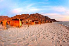 Red Sea Beach near Nuweiba