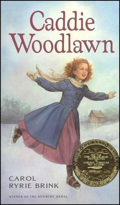 Caddie Woodlawn by Carol Ryrie Brink. The adventures of eleven-year-old Caddie growing up with her six brothers and sisters in the Wild West frontiers of Wisconsin in the late 1800s.