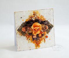 Odskocznia vairatki: Miłość w intensywnych kolorach Wedding Cards, Scrap, Handmade, Painting, Inspiration, Wedding Ecards, Biblical Inspiration, Hand Made, Painting Art