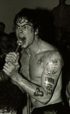 Black Flag - Henry Rollins
