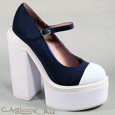 Jeffrey Campbell TOP-MODEL туфли женские купить в магазине CabLOOK.ru