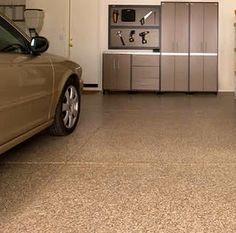 Epoxy for garage floor
