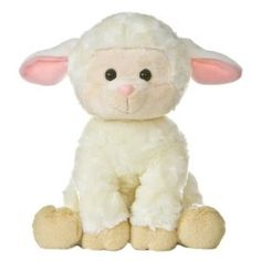 Easter Lamb. I used to have one similar when I was younger.