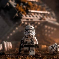 """The Warrior's Path"" Congratulations to the LEGO HUB Photographer of the..."