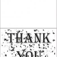 Free Printable Thank You in Different Languages. What better way ...