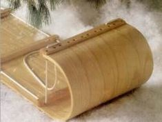 My brother and I would almost die every winter on this Toboggan...:) Awesome memories!