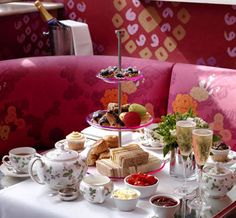 Afternoon Tea at Haymarket Hotel London £25 - AfternoonTea.co.uk