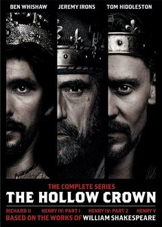 The Hollow Crown: The Complete Series - need to see this
