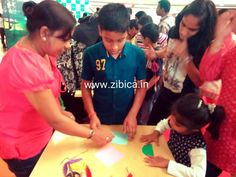 Butterflies and birds in the little hands :) Zibica workshops at Inorbit Mall Vashi.  Do visit us today also for more workshops for your little one!! - http://ift.tt/1LmQuSg #handmade #happinessishandmade #personalized #handmadegift #gifts #personalizedgifts #personalised #personalisedgifts #giftforgirlfriend #birthdaygift #anniversary #anniversarygifts #boyfriend