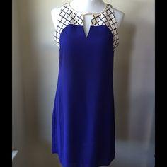 Thml Embroidered Dress Sleeveless Thml dress, lined size Medium NWT Thml Dresses Midi