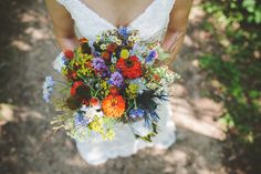 Suggestion of general look of bouquet for similar flowers available in September