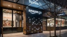 The Amazon Go store in Seattle, US-Amazon unveils plans for grocery shop with no checkouts