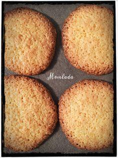 mrmlada!: Galletas de coco
