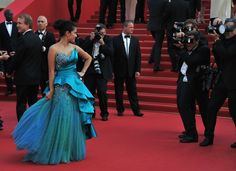Representing Indonesian Beauty at Cannes Film Festival 2012, Media seems can't get enough of Dian Sastro