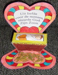 Jezus in de kribbe. www.gelovenisleuk.nl