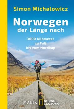 Norge pÃ¥ langsplin unter Norwegens Wanderungen. Zu Fuß vom südlichsten Punkt am Kap Lindesnes bis zum Nordkap - nur wenige haben das bisher geschafft.