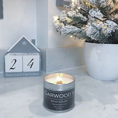 Jen (@interior_escapes) • Instagram photos and videos Candle Jars, Candles, Days Until Christmas, Around The Worlds, Photo And Video, Videos, Interior, Kitchen, Photos