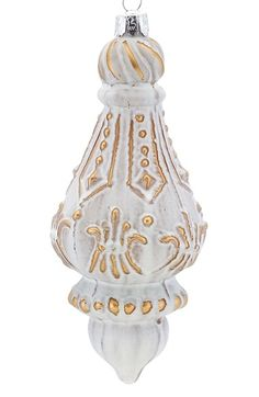 Melrose Gifts Finial Christmas Ornament available at #Nordstrom
