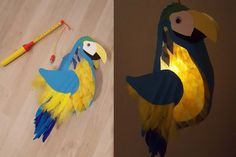 Please visit our website for Easter 2020, Parrot, Bird, Outdoor Decor, Crafts, Animals, Home Decor, School, Flashlight