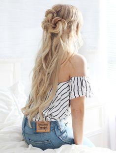 KASSINKA Hair Blogger
