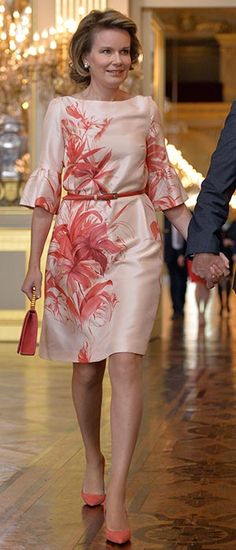 Queen Maxima, Countess of Wessex, Queen Letizia and Princess Victoria: Gallery of the week's best royal style - Foto 9