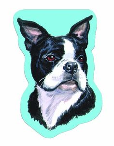 LittleGifts 2-Pack Sticky Notes, Boston Terrier * Check this awesome product by going to the link at the image.