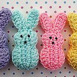 Get Ready for Easter with these FREE Knit and Crochet Patterns from Karla's Making It - Karla's Making It #CrochetEaster