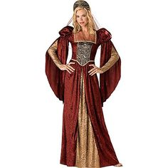 Incharacter Costumes Adult Renaissance Maiden Costume $59.99