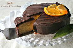 Torta arancia e cioccolato, il paradiso profuma di buono