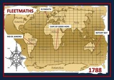 A great resource to teach and learn compass direction. Set in 1788,engage your students by following in the wake of The First Fleet. A nice compliment to your history unit!