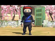 Clumsy Ninja Released - Gameplay