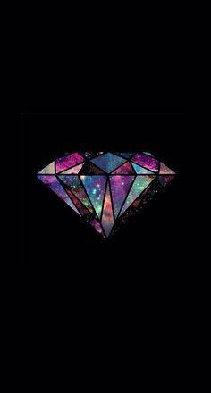 Diamond lock screen