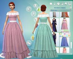 My Stuff: Civil War Fashion (version 2)