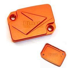 Newest CNC Front Brake Fluid Resercoir Oil Cap Cover For KTM DUKE 125/200/390 2013-2015