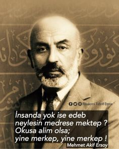 (22) Twitter'da #MehmetAkifErsoy etiketi Blessed Quotes, Poem Quotes, Wise Quotes, Inspirational Quotes, Great Words, New Words, Good Sentences, Philosophy Quotes, Film Books