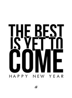 LostBumblebee 2013 - The Best Is Yet To Come! - Free PRINTABLE